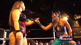 [Free Match] Mia Yim (Jade) vs. Jordynne Grace | Women's Wrestling Revolution #Revolutionary (TNA)