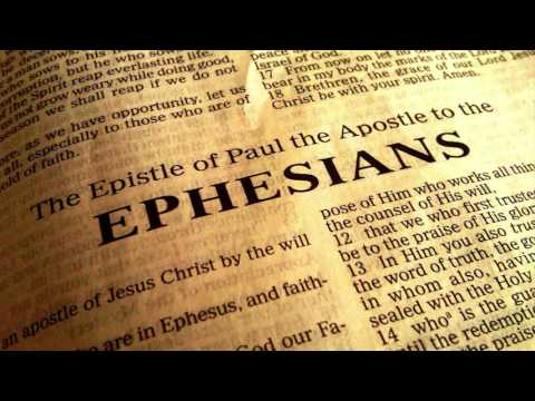 New Testament Selections: Ephesians 2   Read by William Lane Craig