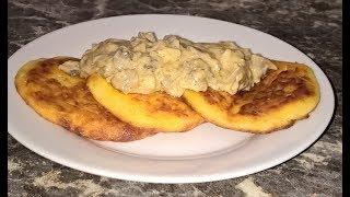 Картофельные котлеты. Котлеты из картошки. Вкусные и нежные!