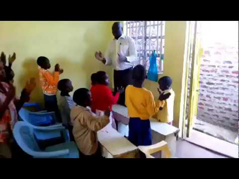 You are so Mighty Lord Jesus Children Worship - GMFC/WFF Kenya
