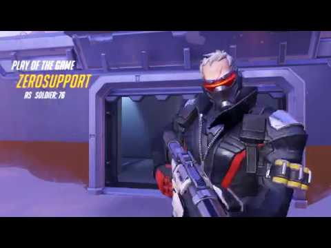 When you have to take matters into your own hands - Soldier 76 POTG