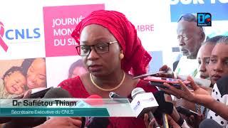 Journée mondiale de lutte contre le Sida 20% d'enfant vivent avec le VIH au Sénégal