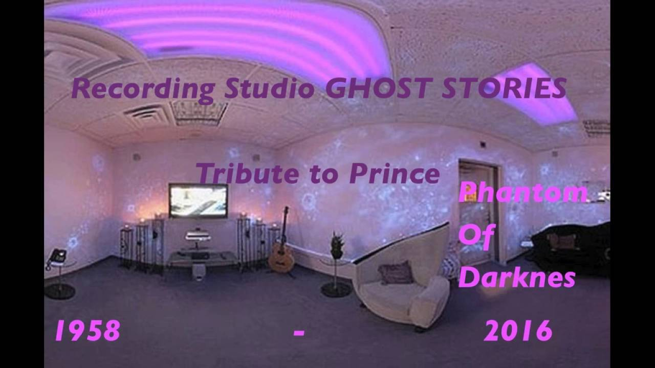 Studio Ghost Stories To Make You Shiver R I P Prince Tribute