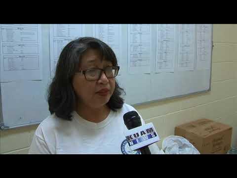 Volunteers work to assess Guam's homeless population