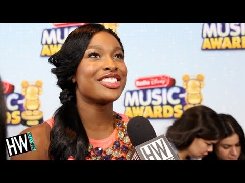 Coco Jones Talks Beyonce & Jennifer Hudson Comparisons!