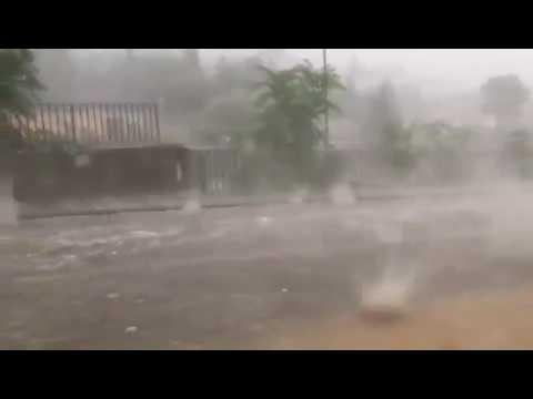 Hailstorm rain in Chandigarh today - 2..... Mp3