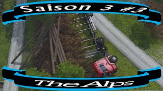 FARMING SIMULATOR 15 / The Alps / Nouvelle saison ep 3 / multi