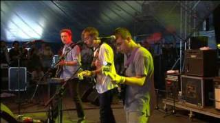 Bombay Bicycle Club - Lamplight (Glastonbury 25-6-2010)