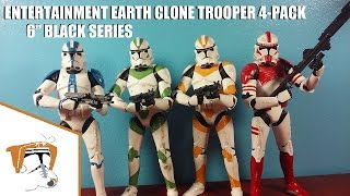 Clone Troopers of Order 66: Entertainment Earth Exclusive Hasbro Star Wars 6