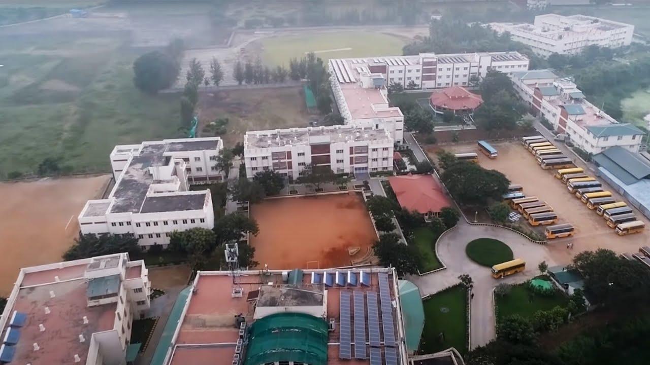 Lalaji Memorial Omega International School, Chennai