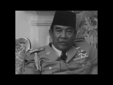 Presiden Sukarno berbicara tentang pekerjaan jurnalis dan NKRI
