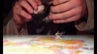 Jak zrobić lampkę z puszki po piwie