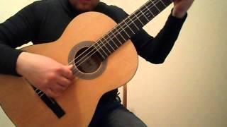 Как играть на гитаре ДДТ- Это всё. 2 часть