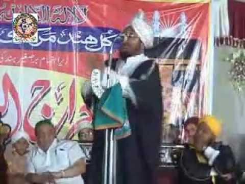 Allama Qari Md Sakhawat Hussain Barkati Showing Metaphor Between cricket and ISLAM