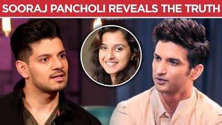 Sooraj Pancholi REVEALS His Relationship With Sushant Singh Rajput, Disha Salian