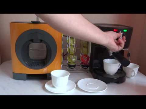 0 - Вибрати капсульну кавоварку