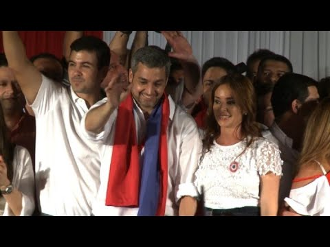 Conservative wins Paraguay presidency with narrow victory