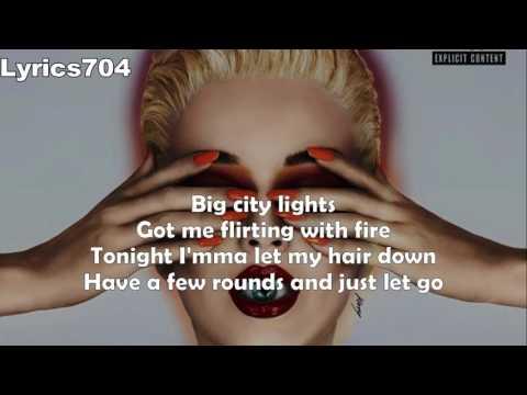 Katy perry roulette lyrics