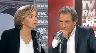 """Valérie Traîtresse"": un surnom ""mysogine"" pour Pécresse"