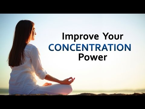 How to Improve Concentration Power with YOGA   FITVIT