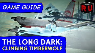 How to climb to Timberwolf Mountain summit | The Long Dark game guide tutorial