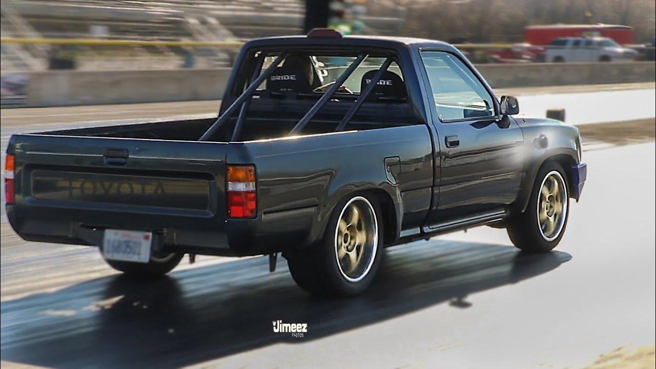 Supra Turbo Powered Pickup 94 Toyota 2jz Street Truck