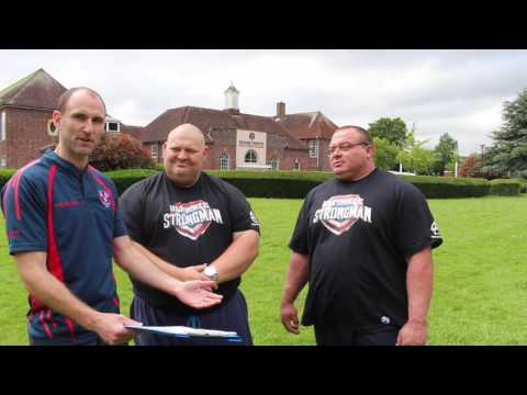 Glenn Ross, Dimitar Savatinov, Nick Hadge interview on training & ultimate strongman rugby pack