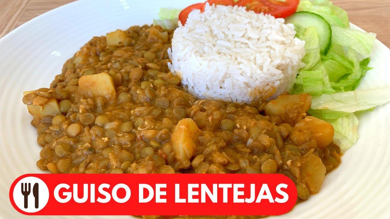 🇵🇪 COMO PREPARAR LENTEJAS PERUANAS | FACIL Y DELICIOSO