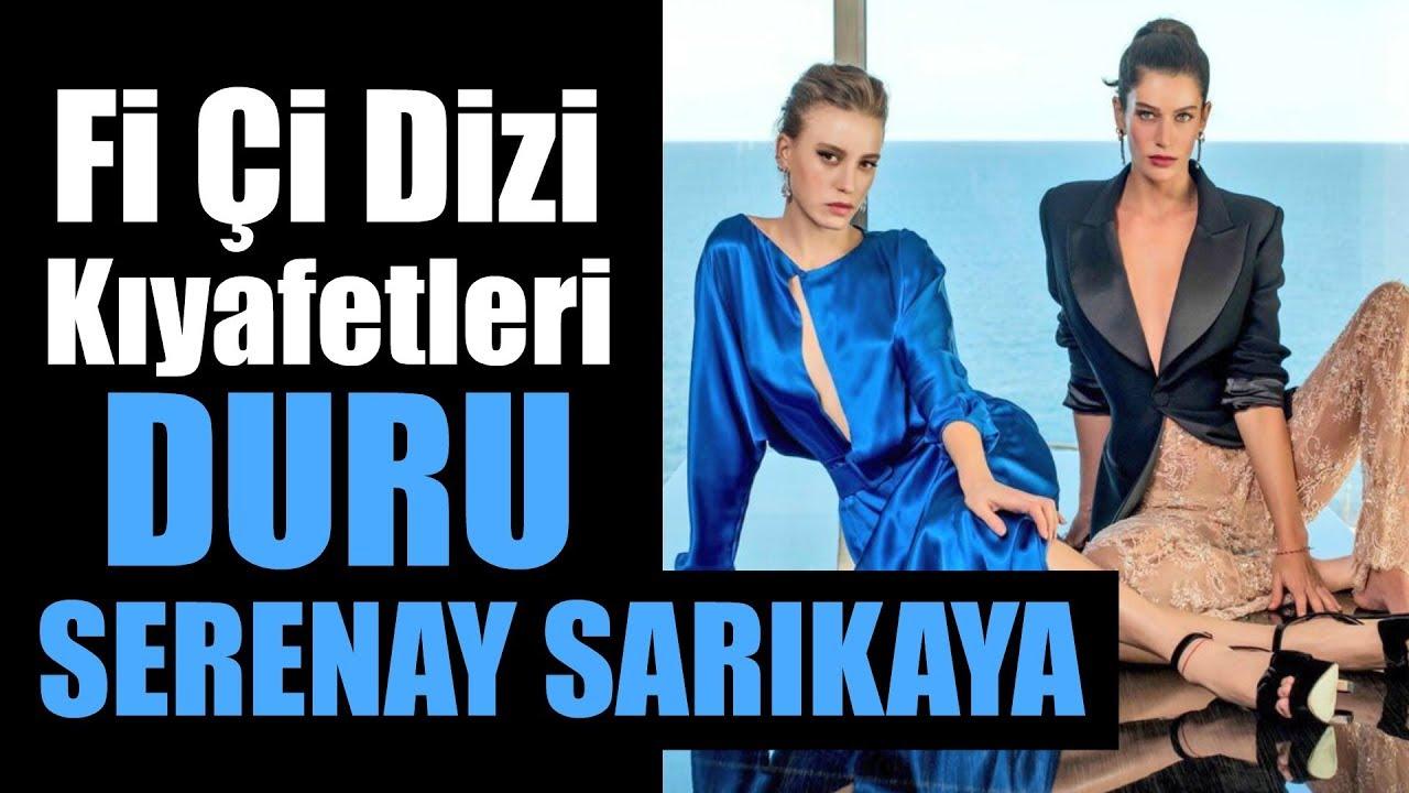 aacc0f933ab83 Fi Çi Dizi Kıyafetleri - Duru Serenay Sarıkaya Stili #1 | Zelfist ...