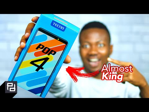Tecno POP 4 Unboxing & Review - Almost a perfect budget king