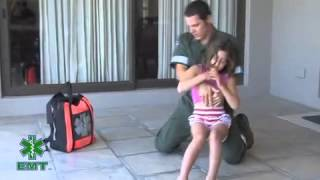 Kids Aid video for choking