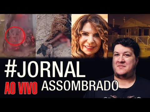 J.A.#08: Casa Assombrada do Chile | Caso Elba | Mutilação Animal Brasil | Árvore Satânica