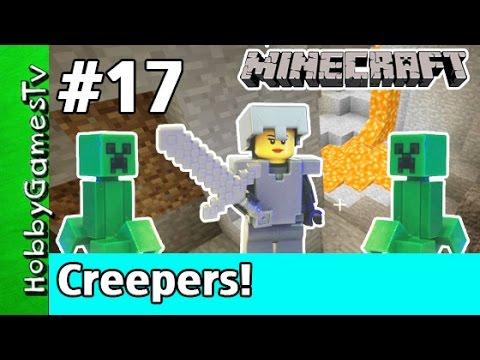 Minecraft Trixie 17 Double Creeper Ka-Boom Xbox 360 HobbyPig HobbyFrog by HobbyGamesTV