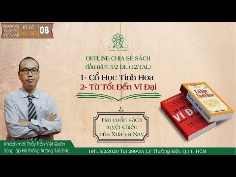 [OFFLINE] Review 2 Cuốn Sách TUYỆT CHIÊU xưa và nay   Trần Việt Quân