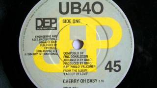 UB40 - Cherry Oh Baby (1984)