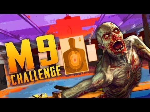 M9 Challenge (Call of Duty World at War Zombies)