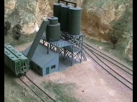 Model Railroad Industries To Include On Your Model Train Layout