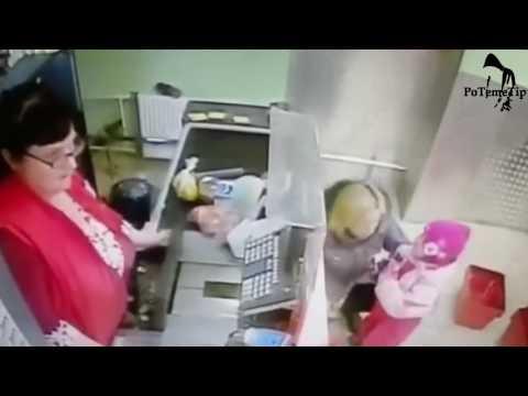 Ограбление супермаркета 5ка