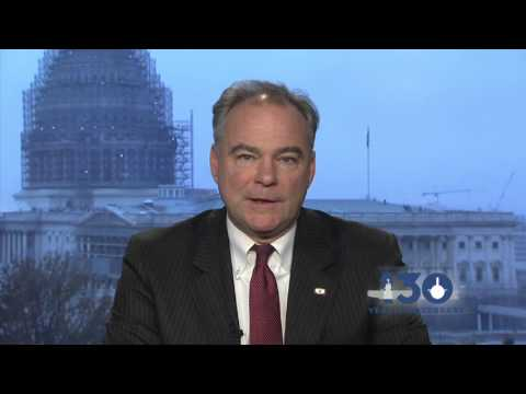 Senator Tim Kaine on Newport News Shipbuilding
