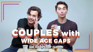 Couples with a Wide Age Gap Play a Lie Detector Drinking Game | Filipino | Rec•Create