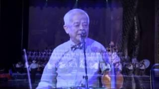ศาสตราจารย์ระพี สาคริก ตอนที่ 56 : คอนเสิร์ตรุ่งอรุณ เพลงรักเมืองไทย
