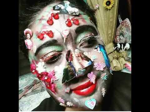 Fantasy fairytale makeup