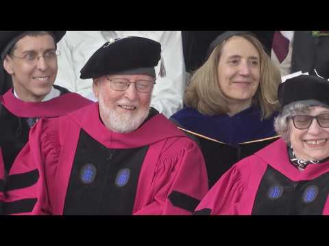 Din and Tonics a cappella tribute to John Williams | Harvard University Commencement 2017