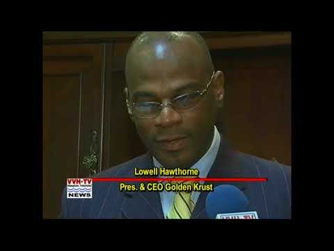 In Memoriam Of Lowell Hawthorne Founder Of Golden Krust