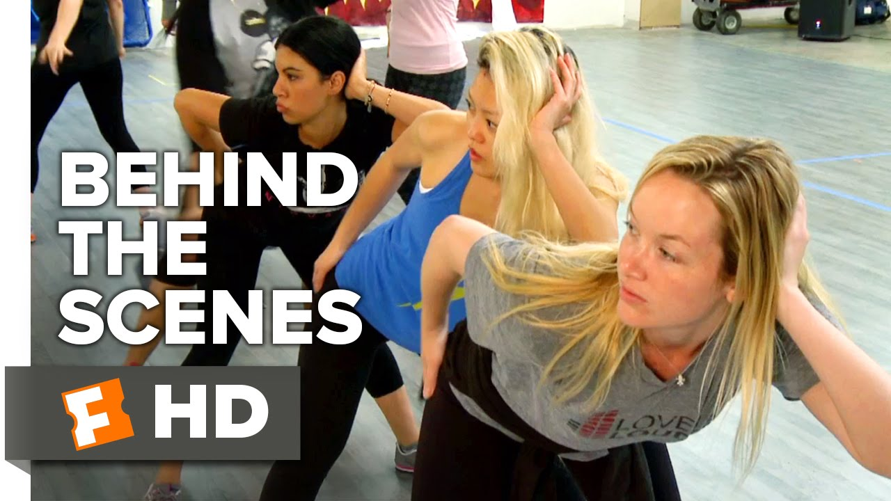 Pitch Perfect 2 Behind the Scenes - The Bellas Are Back (2015) - Comedy Movie HD