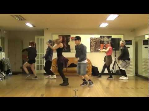 NS Yoon-G ft Jay Park - If You Love Me mirrored Dance Practice