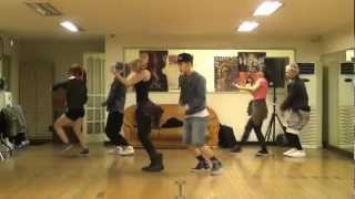 Repeat youtube video NS Yoon-G ft Jay Park - If You Love Me mirrored Dance Practice