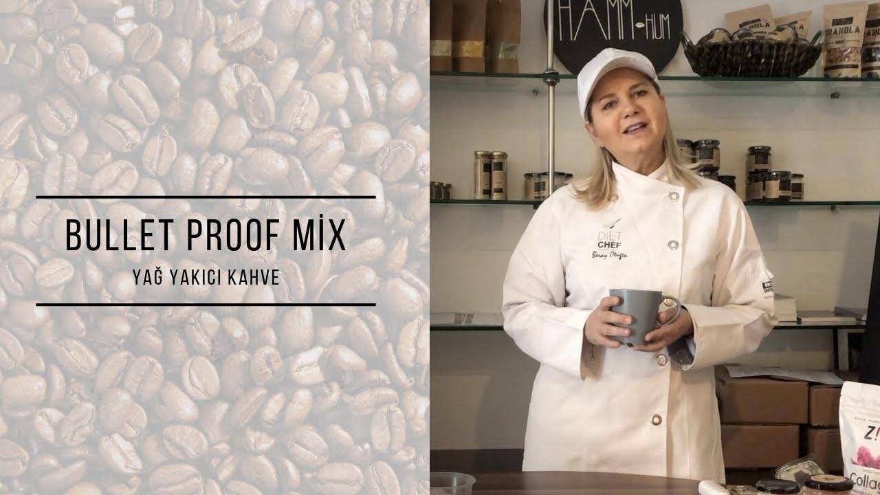 Bullet Proof Mix: Yağ Yakıcı Kahve Nasıl Hazırlanır?