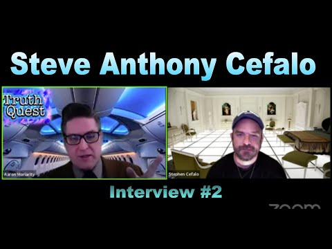 Truth Quest: Episode 38 Steve Anthony Cefalo #2