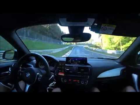 BMW M235i Nurburgring 8.10BTG On Michelin Pilot Sport 4